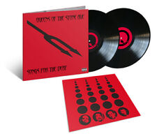 """Queens of the Stone Age : Songs for the Deaf VINYL Deluxe  12"""" Album 2 discs"""