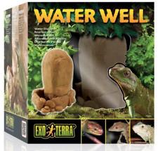 EXO Terra Large 250ml Reptile Water Well Dispenser Exoterra