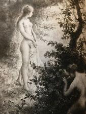 CURIOSA / LES NOUVELLES AMOUREUSES Charles Aubert / une fille d'ève