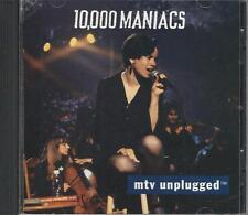 Music CD 10,000 Maniacs Mtv Unplugged