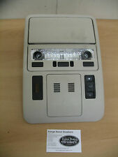 Range Rover L322 Overhead Console front 56-