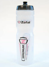 Zefal Magnum Clear Bicycle Water Bottle 33oz