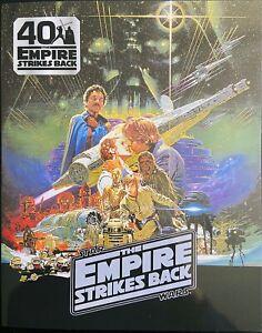 Star Wars The Empire Strikes Back 40 Years Australia Stamp Pack - BRAND NEW!!