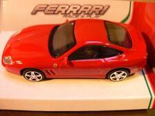 1/43 BURAGO FERRARI 550 Maranello