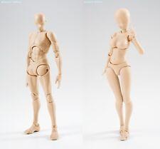 S.H.Figuarts Body-Kun & Body-Chan Takarai Rihito Pale Orange Color Ver PRE-ORDER
