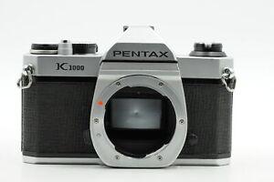Pentax K1000 SLR Film Camera Body #893
