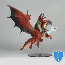 Tiamat - Icons of the Realms Tyranny of Dragons D&D Dungeons Gargantuan NIB