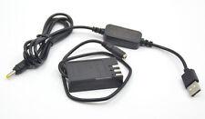 EN-EL9 mobile power usb cable EH5A+EP-5 EP5 dc coupler for Nikon D40 D3000 D5000