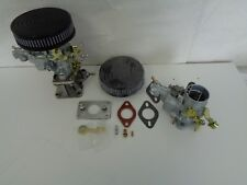 FIAT 850 WEBER 30 DIC DICA REPLACEMENT CARBURETOR WEBER 34 ICH CONVERSION