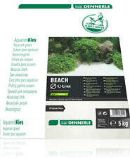 Dennerle Naturkies Plantahunter Beach 0,1-0,6 mm, 5 kg, 100% reiner Naturkies...