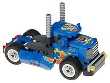 Lego 8668  Competition Racers: Racers Fly Wheel Side Rider complet de 2006