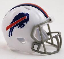 NEW NFL American Football Riddell SPEED Pocket Pro Helmet BUFFALO BILLS