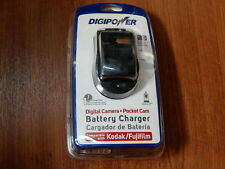 Digipower QC-500KF 1 Hour Battery Charger - Kodak Fujifilm NP-45 NP-50 KLIC-7001