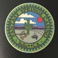 $2 Chip Fantasy Springs Casino Indio California Chipco