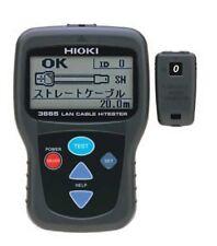 HIOKI / LAN CABLE TESTER / 3665 / MADE IN JAPAN