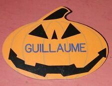 Rare nametag disney cast member name tag disneyland paris Halloween