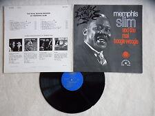 """LP MEMPHIS SLIM """"And the real boogie woogie"""" LE CHANT DU MONDE FWX 53524 FR §"""