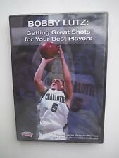 Championship Productions DVD_BOBBY LUTZ_Getting Great Shots for Best Players
