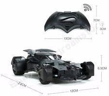 Dawn of Justice Batman V Superman Batmobile Car Motion-Sensing RC Figure No Box