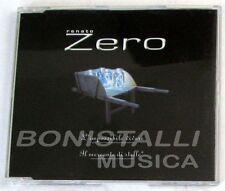 ZERO RENATO - L'IMPOSSIBILE VIVERE - CD Singolo  Nuovo non sigillato