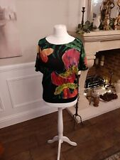 DESIGUAL batwing loose top size S