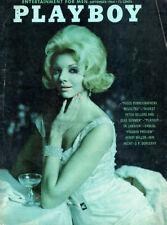 Playboy, September, 1964, Peter Sellers Elke Sommer Centrefold wholly intact. NM
