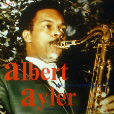 CD Albert Ayler-the first recording vol. 2, Japon-Import