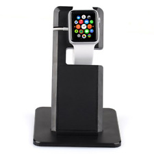 Charging Dock Station Holder for Apple iPhone iPad iWatch - Black