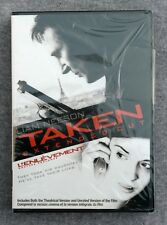 Taken - Brand New, Sealed (2009, DVD, Extended Cut, Widescreen)