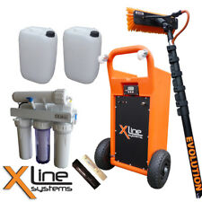 45Ltr Xline Trolley Starter Package for Professional Window Cleaners
