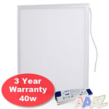 40W Suspended Ceiling Recessed LED Panel White Light Office Lighting 600 X 600