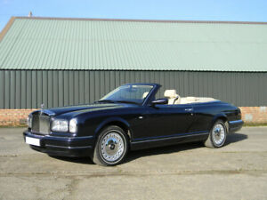 Rolls Royce Corniche V (2000-02) - Mohair Hood With Plastic Rear Window