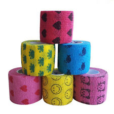 Kinesiologie Tape Kinesiology SportTape Physiotape Tapes Klebeband 5cm Pop