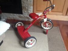 Radio Flyer 34B 10-Inch Red Classic Tricycle Spokes Wheels