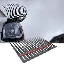 Ciglia auto fari macchina universali per fari auto adesive 1 coppia di ciglie