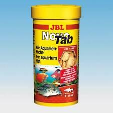JBL ml - 250ml - Novo onglet Comprimés de nourriture Grundler