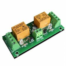 2 Channel Relay Card for Industrial Automations - 5V