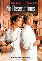 No Reservations (DVD, 2008) Previous Rental - Like New