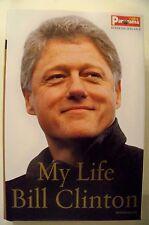 MY LIFE Bill Clinton Mondadori Libri di Panorama 2004 biografia ottimo
