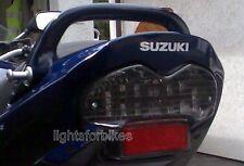 Smoked LED tail light Suzuki GSF Bandit 600 1200 2000-2005 WVA8 WVA9