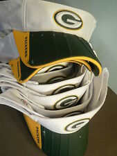 12 GREEN BAY PACKERS Visor Hats New NFL REEBOK One Size Defective AS~IS