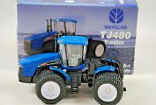 1:64 ERTL 2006 Farm Toy Show Edition NEW HOLLAND TJ 480 Britains RC2  Tractor