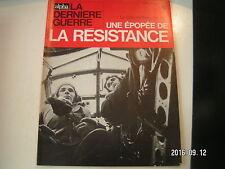 """** La dernière Guerre Rémy Epopée de la resistence n°9 Une """" Mission spéciale """""""
