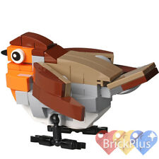 LEGO Robin REPLICA from 4002014 HUB Birds - Assembled State