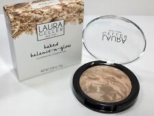 Laura Geller Baked Balance N Glow Foundation in Medium New In Box Full Size