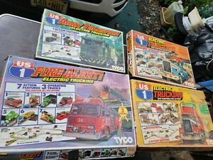 Vintage Tyco Electric Trucking Sets Wow@