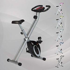 Ultrasport F-Bike and F-Rider, Fitness Bike Ab Trainer Sport Equipment Home Gym