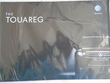 VW Touareg range brochure Feb 2012