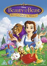 Beauty and the Beast:Belles Magical World [DVD][Region 2]