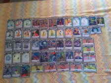 LOTTO 52 CARTE TRADING CARDS KINGDOM HEARTS SERIE 2 PS3 PS4 COLLECTOR EDITION
